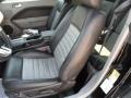 Charcoal Black/Dove Interior Photo for 2008 Ford Mustang #53870539