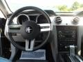 Charcoal Black/Dove Dashboard Photo for 2008 Ford Mustang #53870557