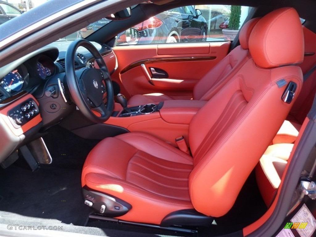 2008 Maserati GranTurismo Standard GranTurismo Model interior Photo #53871414