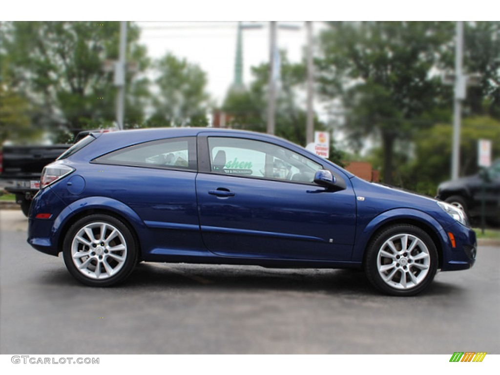 2008 astra xr coupe twilight blue charcoal photo 9