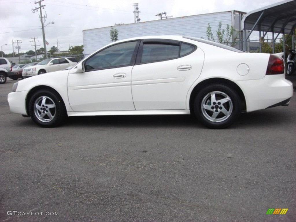 ivory white 2004 pontiac grand prix gt sedan exterior photo 53878016. Black Bedroom Furniture Sets. Home Design Ideas