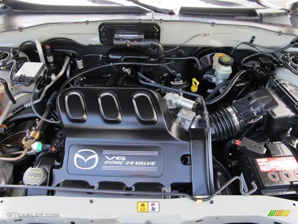 2003 mazda tribute lx v6 3 0 liter dohc 24 valve v6 engine. Black Bedroom Furniture Sets. Home Design Ideas