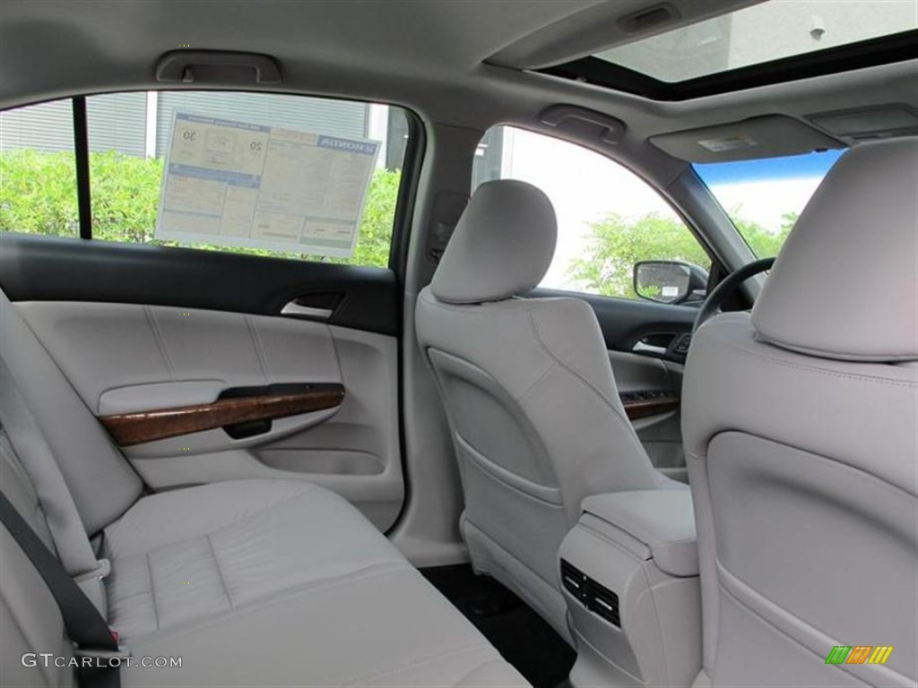Gray interior 2012 honda accord ex l v6 sedan photo - 2012 honda accord coupe interior ...