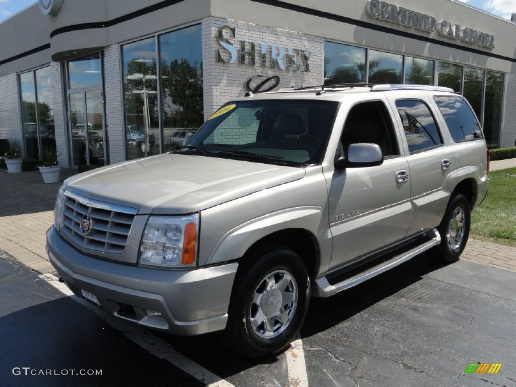 2004 quicksilver cadillac escalade awd 53774887 car color galleries. Black Bedroom Furniture Sets. Home Design Ideas