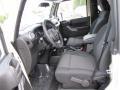 Black Interior Photo for 2012 Jeep Wrangler #53887106