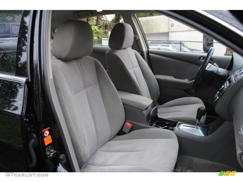 Frost Interior 2007 Nissan Altima Hybrid Photo #53887226