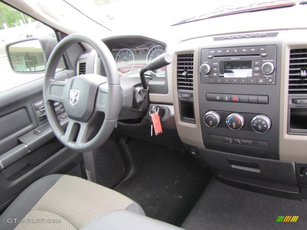 2011 Dodge Ram 1500 Express Regular Cab Interior Photo 53887307
