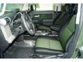 2011 FJ Cruiser Trail Teams Special Edition 4WD Dark Charcoal Interior