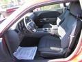 Dark Slate Gray Interior Photo for 2012 Dodge Challenger #53900714