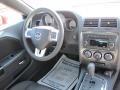 Dark Slate Gray Dashboard Photo for 2012 Dodge Challenger #53900726