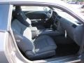 Dark Slate Gray Interior Photo for 2012 Dodge Challenger #53900849