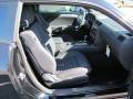 Dark Slate Gray Interior Photo for 2012 Dodge Challenger #53900918