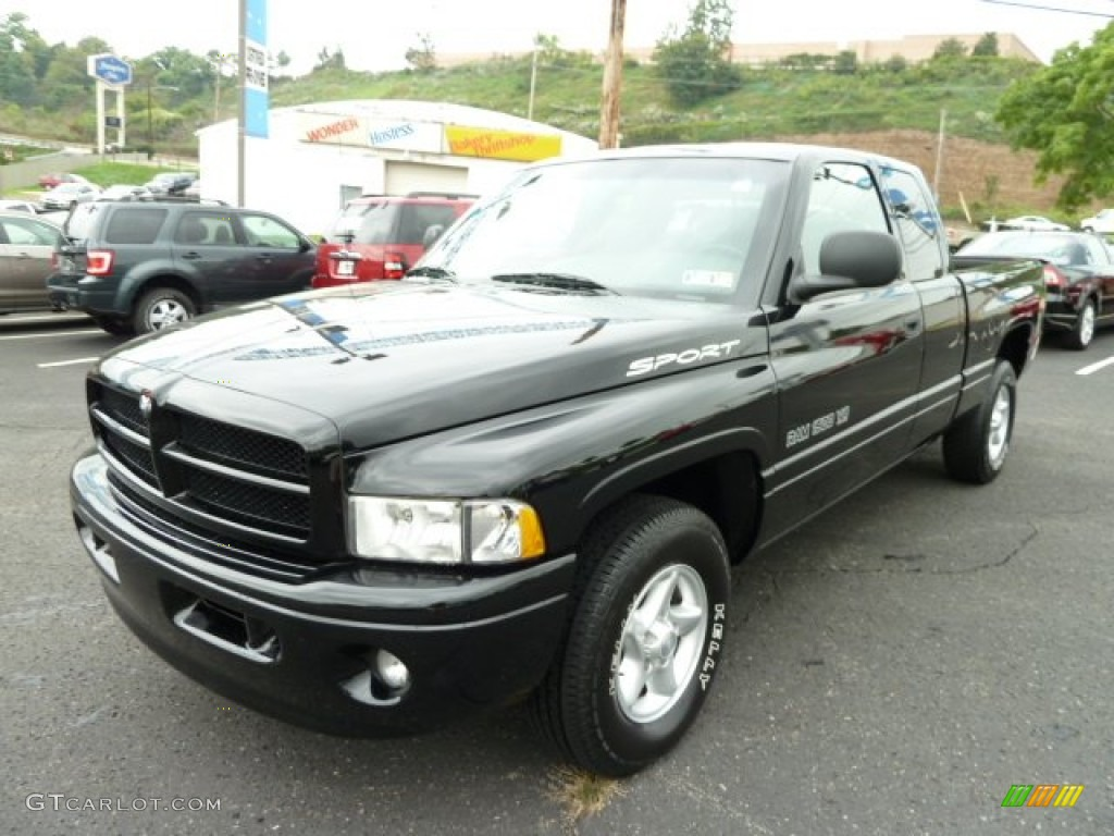 2000 dodge ram 1500 sport extended cab exterior photos. Black Bedroom Furniture Sets. Home Design Ideas