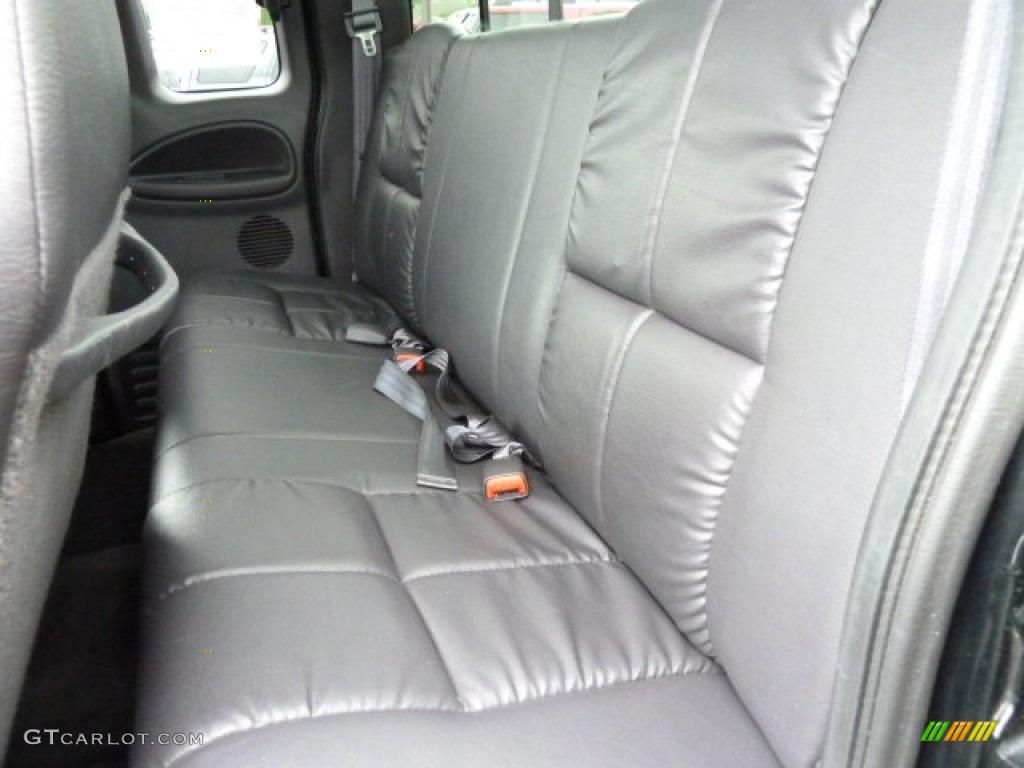 2000 Dodge Ram 1500 Sport Extended Cab Interior Color Photos