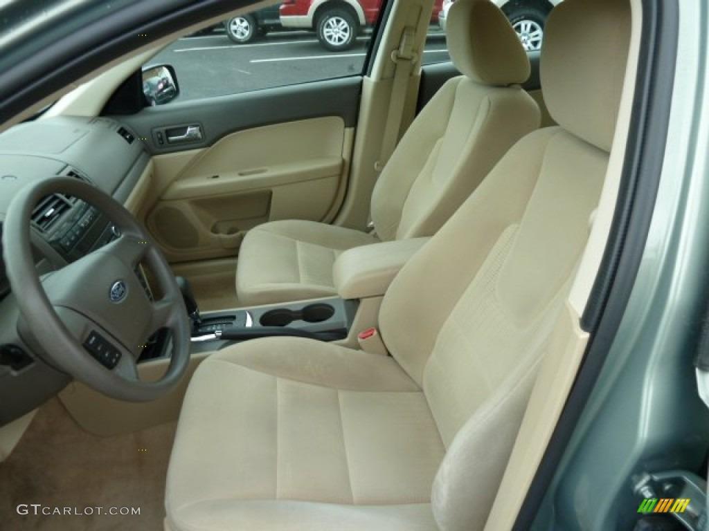 Camel interior 2009 ford fusion se photo 53902604 for Ford fusion interior dimensions