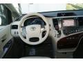 2011 Sandy Beach Metallic Toyota Sienna XLE AWD  photo #13