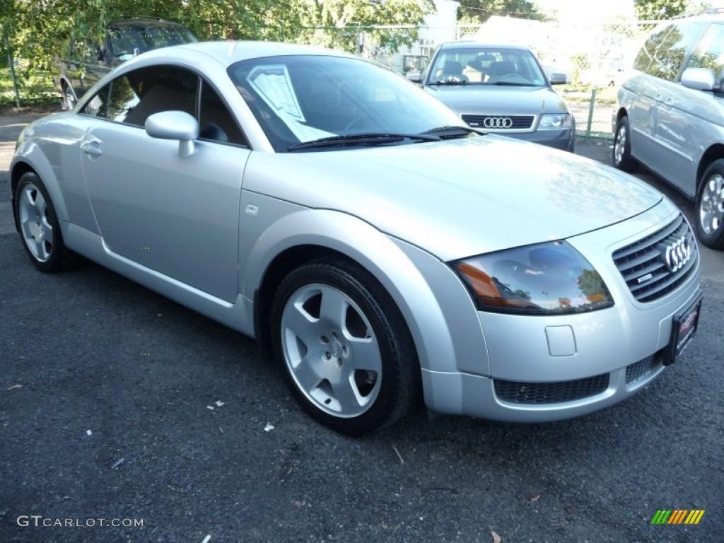 Audi tt quattro specs 2001