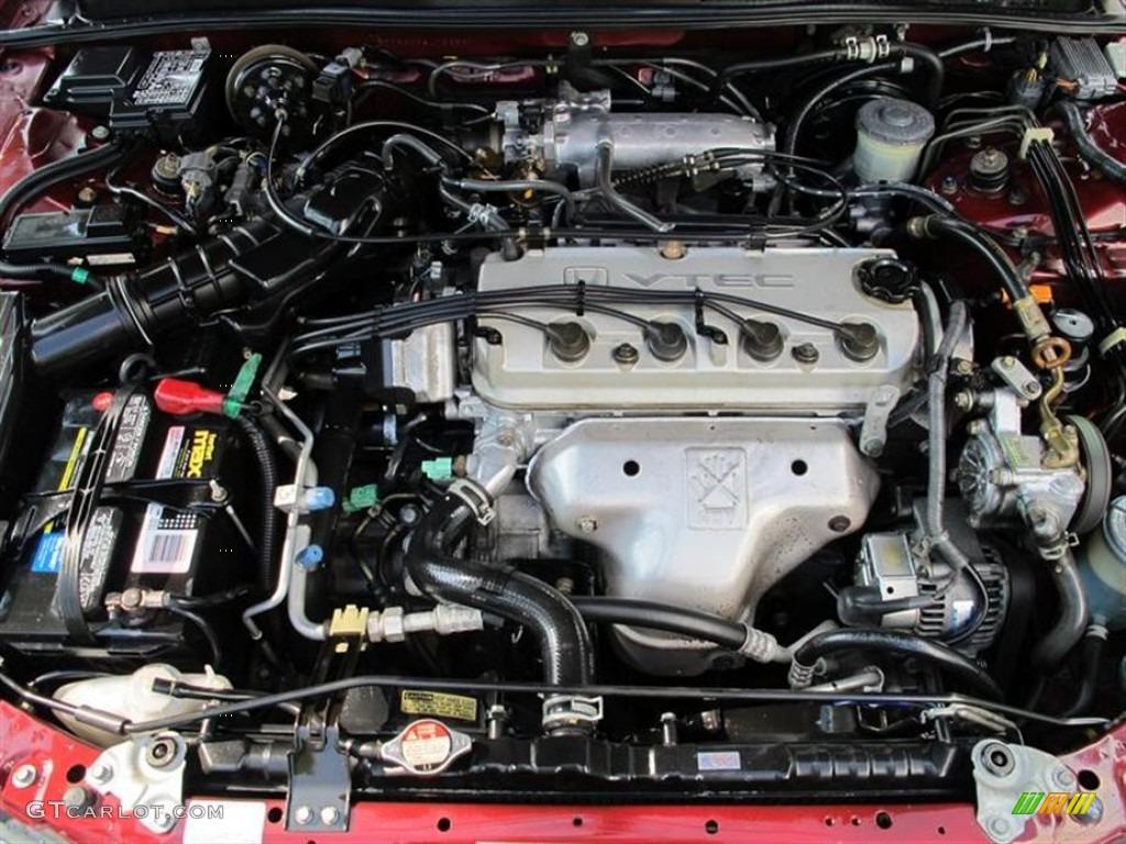 1995 Honda Accord Ex Sedan 2 2 Liter Sohc 16 Valve 4 Cylinder Engine Photo 53912587 Gtcarlot Com