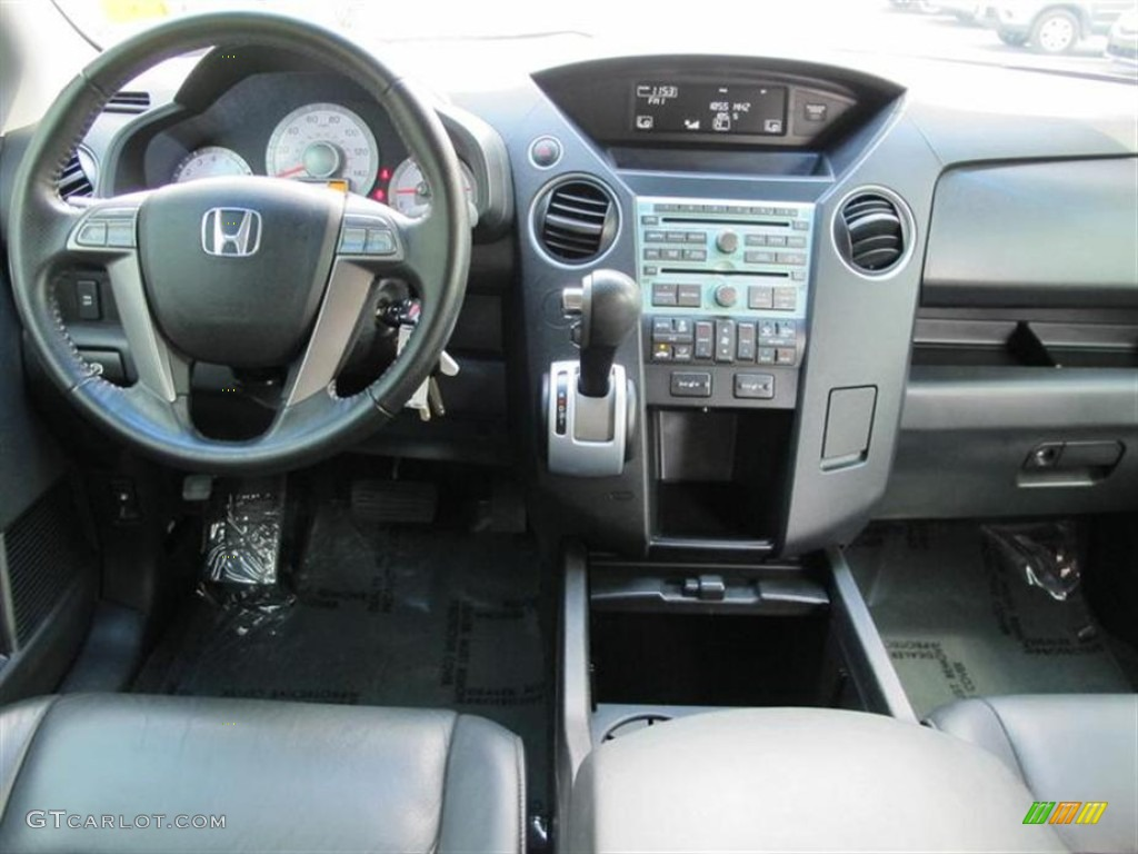 2009 Honda Pilot Ex L Dashboard Photos