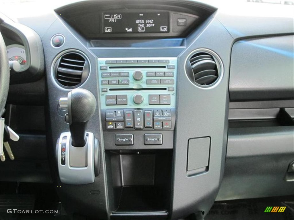 2009 Honda Pilot Ex L Controls Photo 53913289