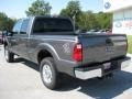 2012 Sterling Grey Metallic Ford F250 Super Duty XLT Crew Cab 4x4  photo #8
