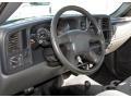 Dark Charcoal Steering Wheel Photo for 2006 Chevrolet Silverado 1500 #53917036