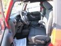 Black Interior Photo for 2012 Jeep Wrangler #53925031
