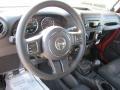Black Interior Photo for 2012 Jeep Wrangler #53925049