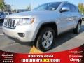 Bright Silver Metallic 2011 Jeep Grand Cherokee Gallery