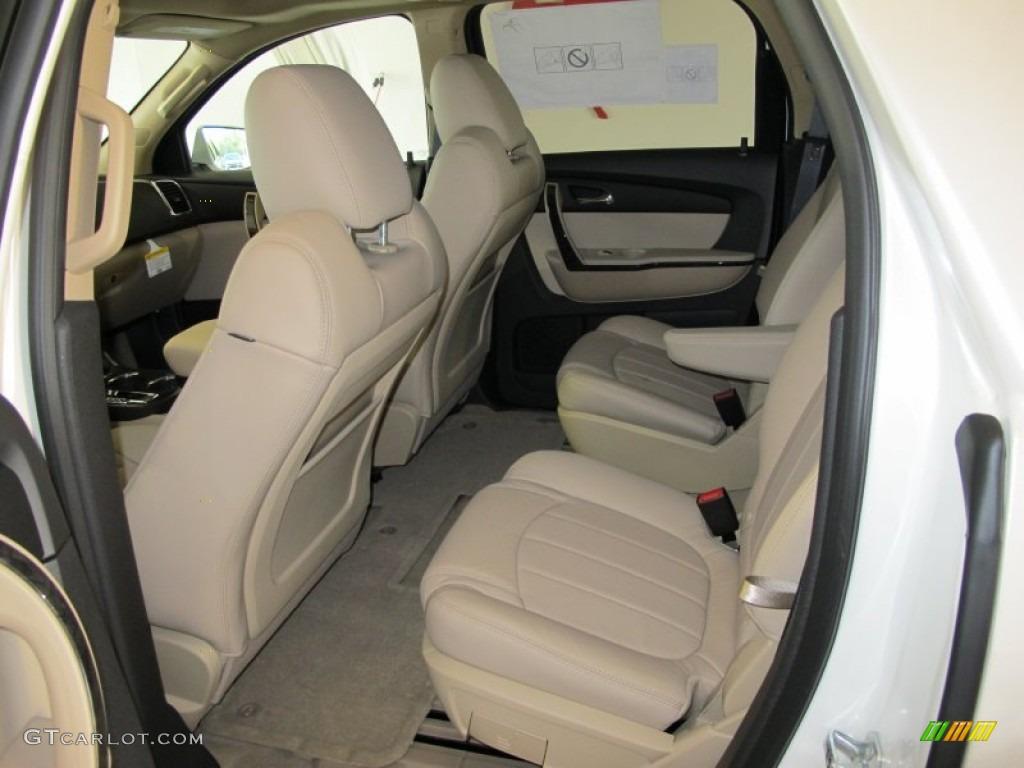 cashmere interior 2012 gmc acadia denali photo 53932186. Black Bedroom Furniture Sets. Home Design Ideas