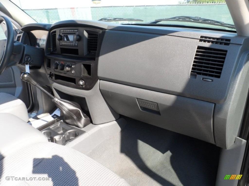 2008 Dodge Ram 1500 Sxt Regular Cab Interior Photo 53935508