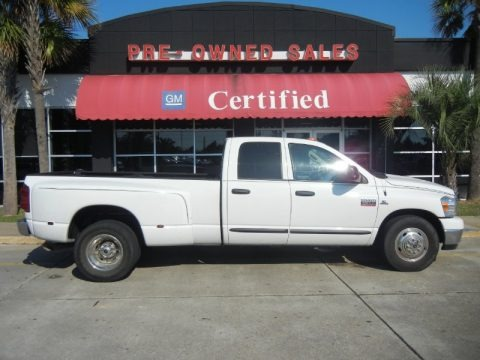 2007 Dodge Ram 3500 ST Quad Cab Dually Data, Info and Specs