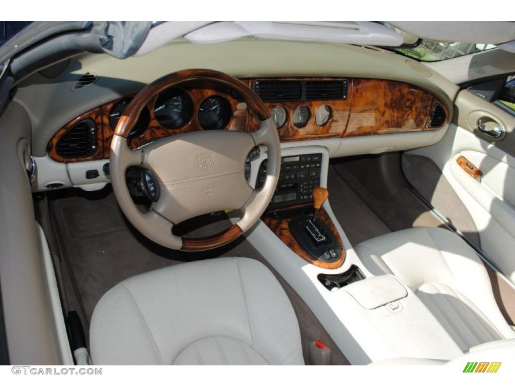 2002 Jaguar Xk Xk8 Convertible Interior Photo 53945498