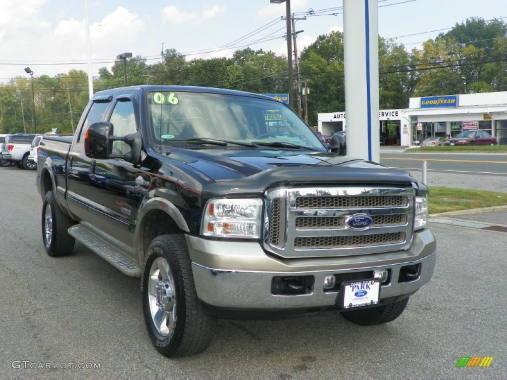 2006 ford f350 super duty king ranch crew cab 4x4 exterior. Black Bedroom Furniture Sets. Home Design Ideas