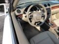 Beige Dashboard Photo for 2008 Audi A4 #53947145