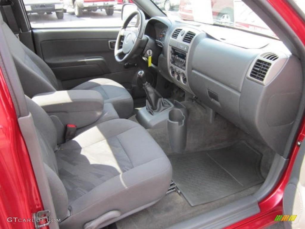 2005 chevrolet colorado ls regular cab interior photo. Black Bedroom Furniture Sets. Home Design Ideas