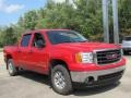 Fire Red 2008 GMC Sierra 1500 Gallery
