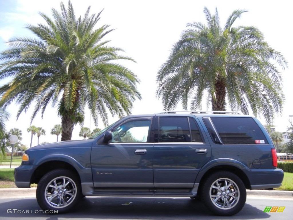 2001 Lincoln Navigator 4x4 Custom Wheels Photo 53959454