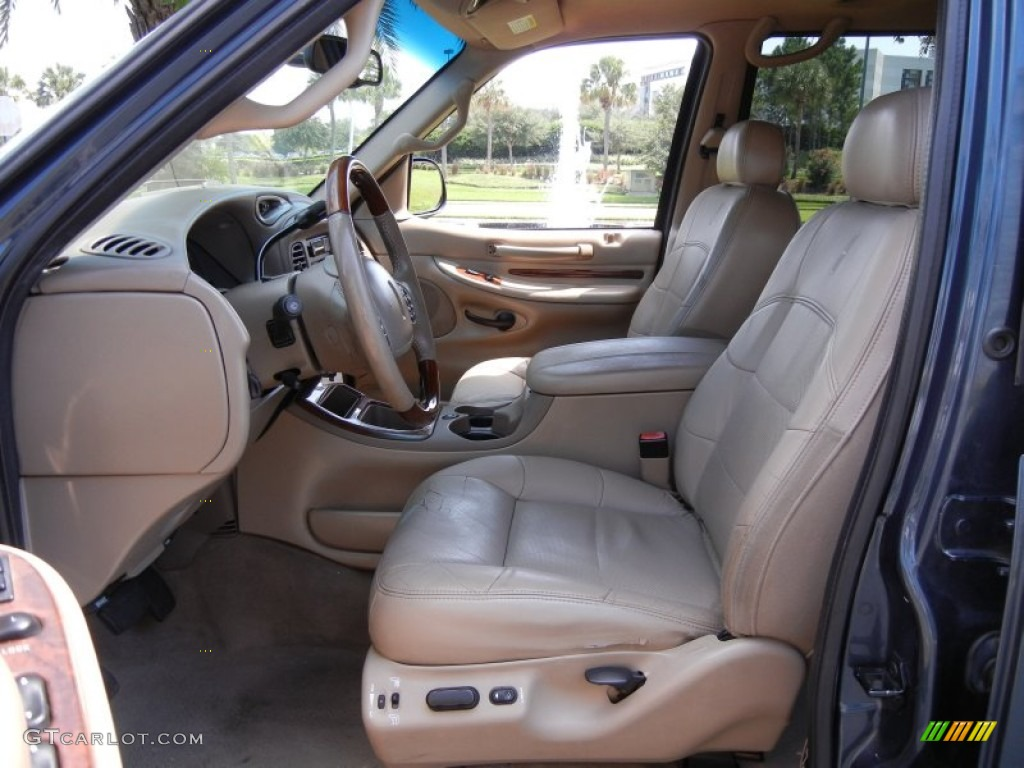 2001 Lincoln Navigator Interior Pictures To Pin On Pinterest Pinsdaddy