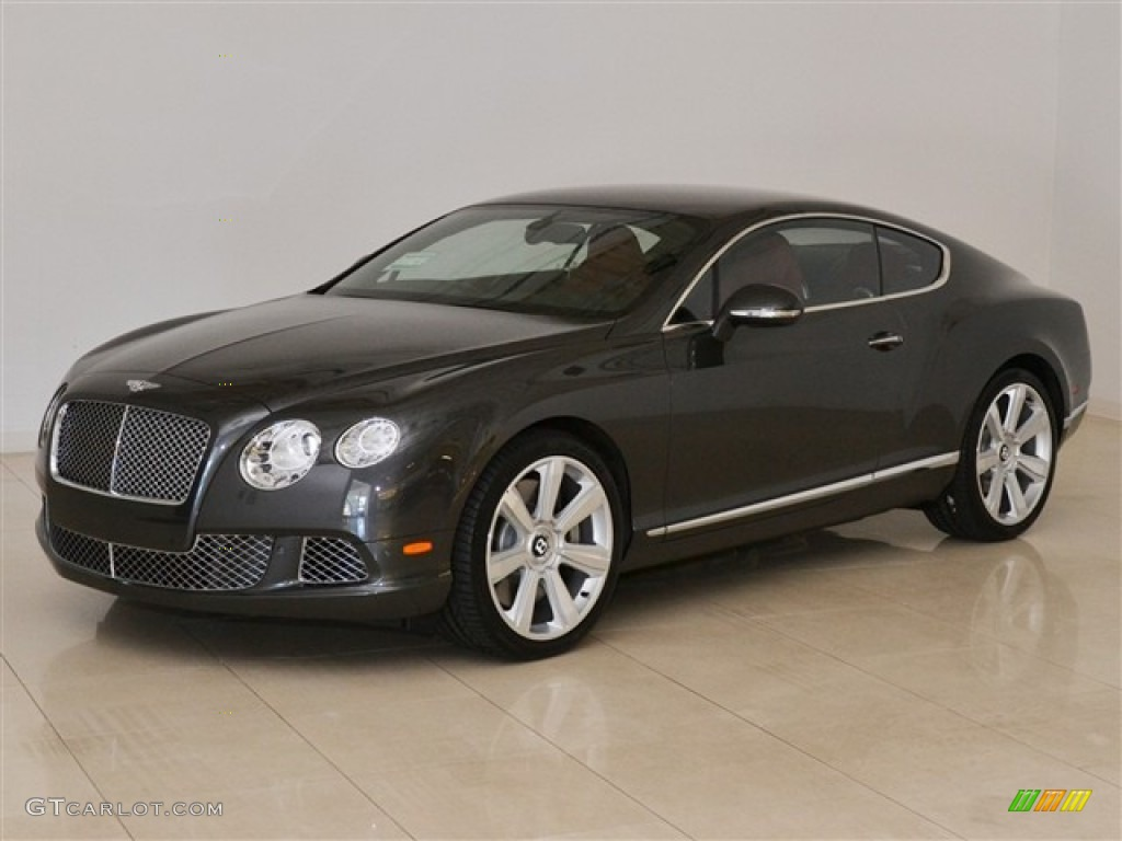 2012 anthracite bentley continental gt 53940930 photo 4 car color galleries. Black Bedroom Furniture Sets. Home Design Ideas