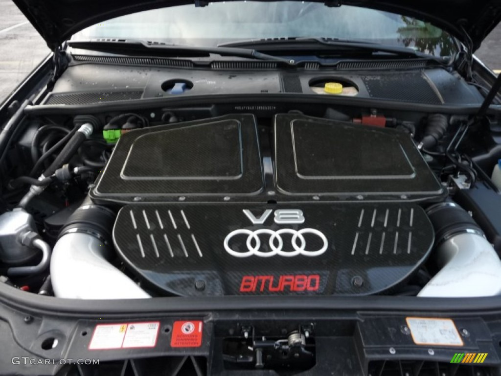 2003 Audi Rs6 4 2t Quattro 4 2 Liter Twin Turbocharged