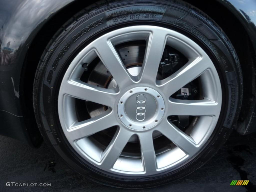 2003 Audi Rs6 4 2t Quattro Wheel Photo 53963462