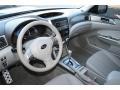 Platinum 2009 Subaru Forester Interiors