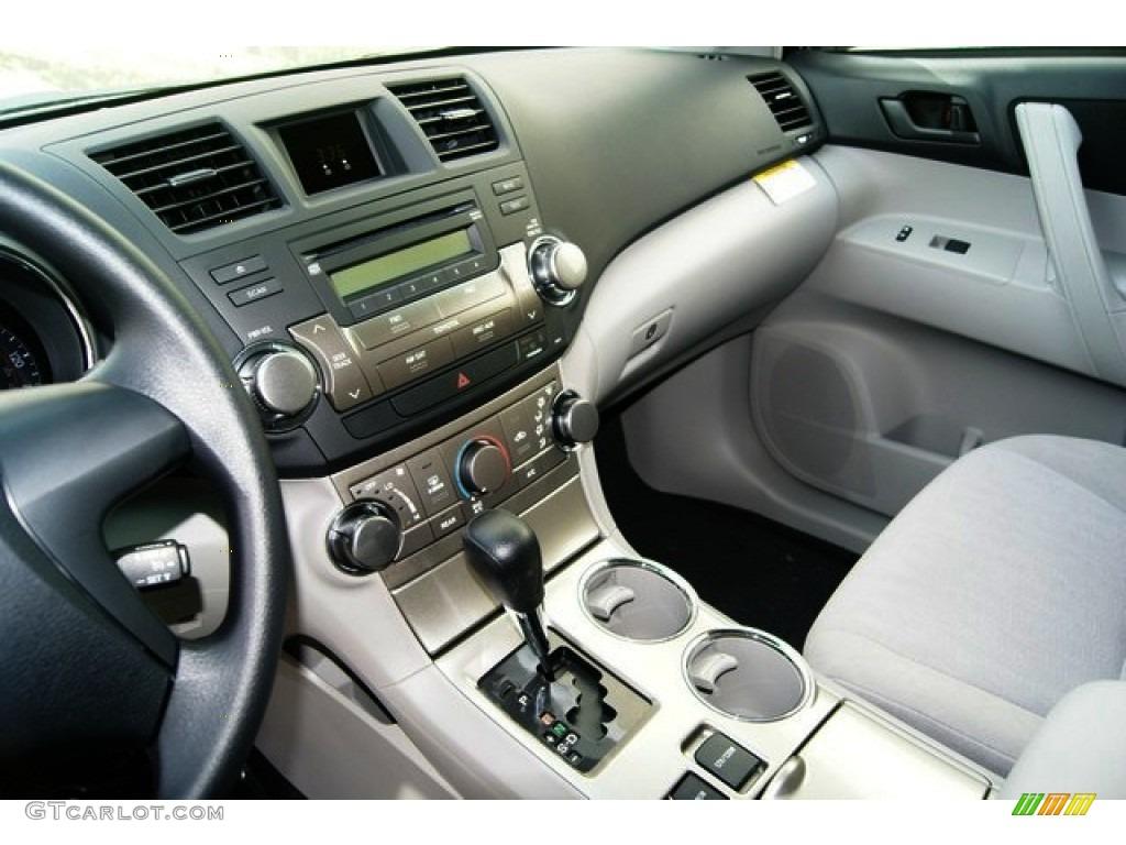 Ash Interior 2012 Toyota Highlander V6 4wd Photo 53969979