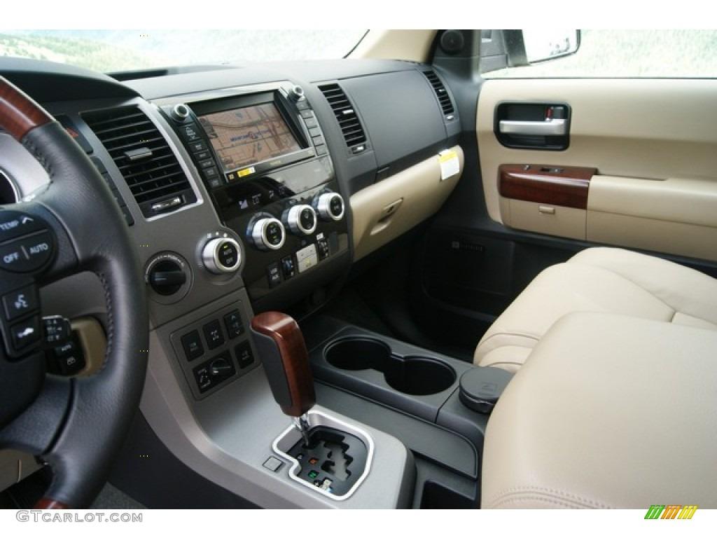 2012 toyota sequoia platinum 4wd interior photo 53970270 - Toyota sequoia interior dimensions ...