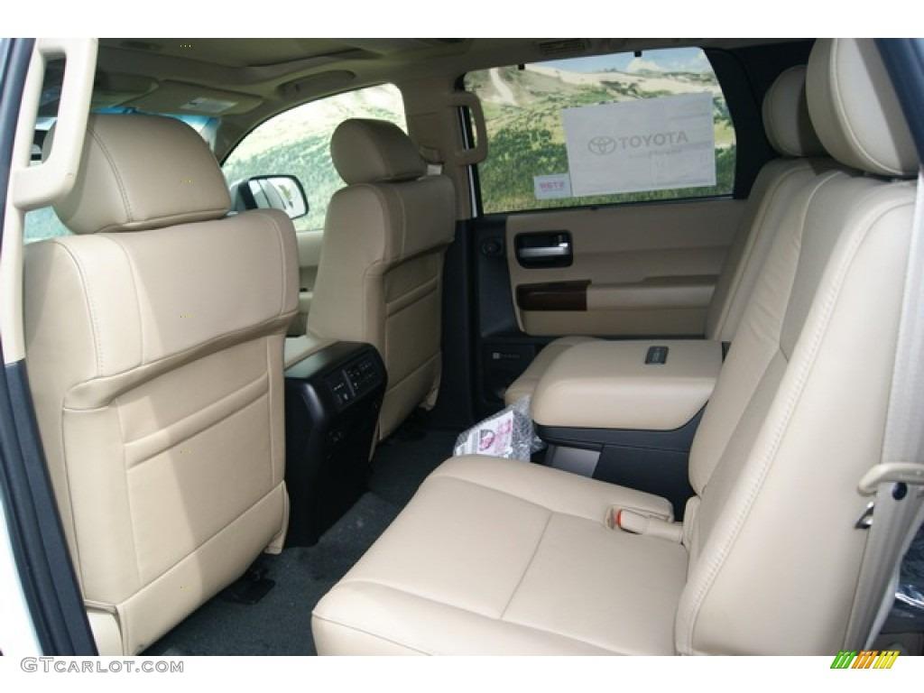 2014 Toyota Sequoia Limited Exterior And Interior Autos Post