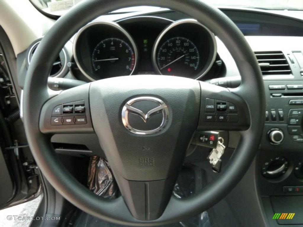 2012 Graphite Mica Mazda Mazda3 I Sport 4 Door 53961400 Photo 16 Car Color