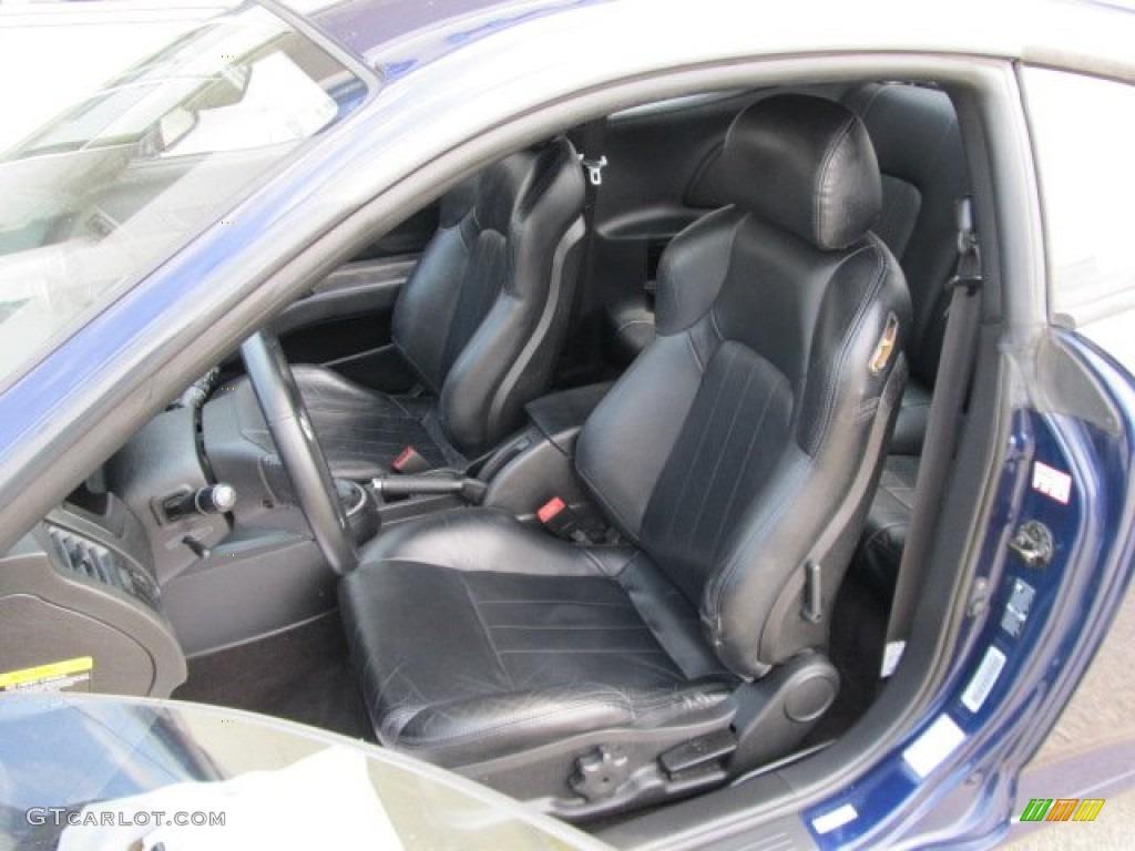 2003 Hyundai Tiburon Standard Tiburon Model Interior