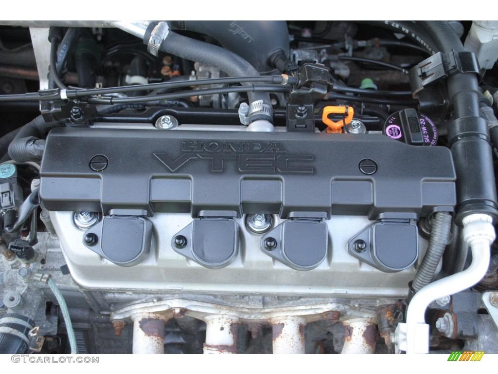 2005 honda civic ex coupe 1 7l sohc 16v vtec 4 cylinder for Honda civic vtec motor