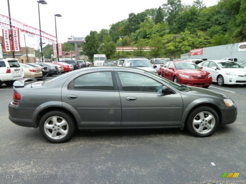 graphite metallic 2005 dodge stratus sxt sedan exterior. Black Bedroom Furniture Sets. Home Design Ideas